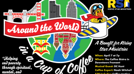 Around the World in a Cup of Coffee