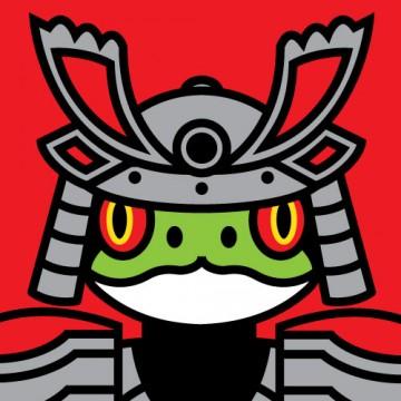FrogSamuraiIcon