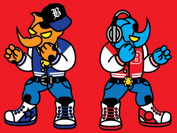 Hip-Hop-Beetle