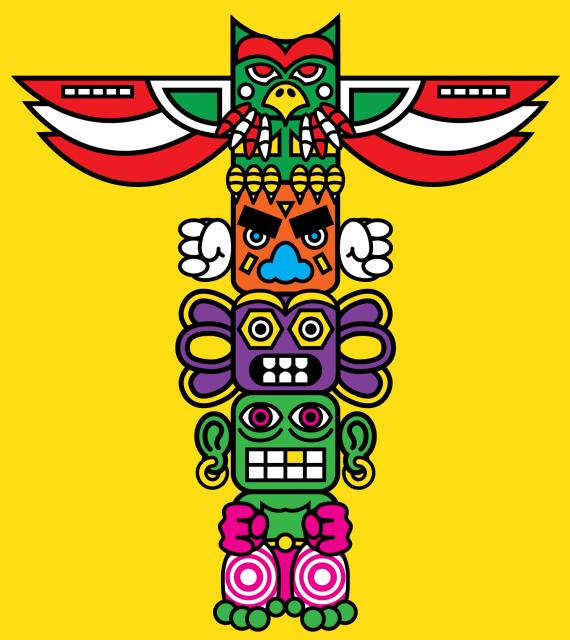 Totem-Pole